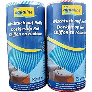 Aqualine 900603040Cloth Roll 20x 40cm Pack of 50)
