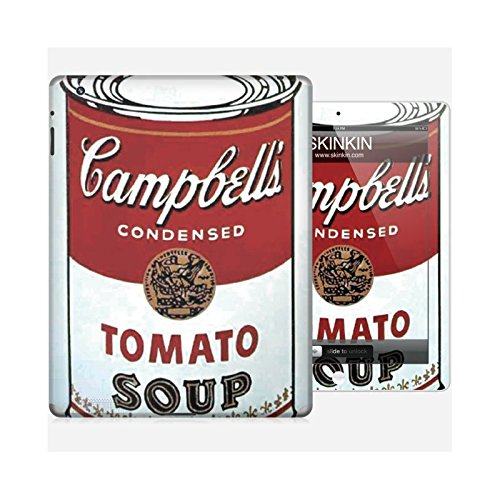 iPhone 6 Case, Cover, Guscio Protettivo - Original Design : Campbells Soup Can da Andy Warhol iPad skin