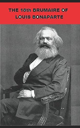 The 18th Brumaire of Louis Bonaparte por Karl Marx