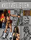 Kritzeleien: Artbook / Sketchbook