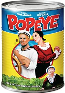 Popeye [DVD] [1980] [Region 1] [US Import] [NTSC]