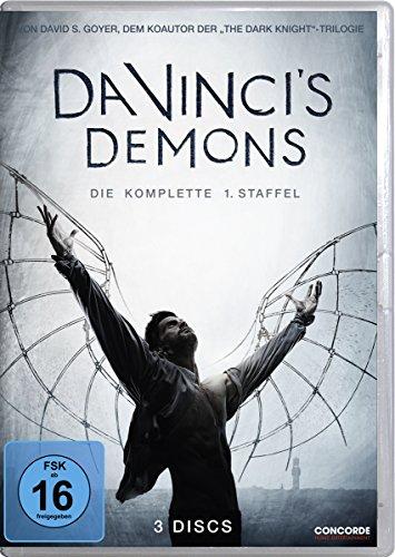 Bild von Da Vinci's Demons - Die komplette 1. Staffel [3 DVDs]