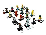 #10: Lego Mini Figures, Multi Color