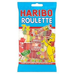 Haribo roulette nutrition facts