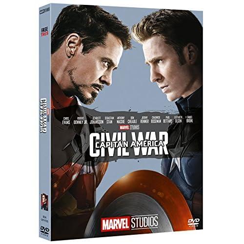 Capitán América: Civil War - Edición Coleccionista [DVD] 4