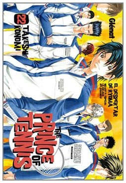 The Prince of Tennis 22