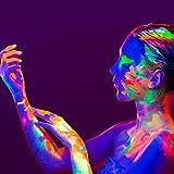 WIRSV 8er×10g Leuchtpulver Farbpulver UV Glühpulver Fluoreszierendes Pulver Nachtleuchtpulver, Epoxidharz Resin Farbe, Selbstleuchtend Nachtleuchtend Farbpigmente Pigmente Nachleuchtpigmente Test