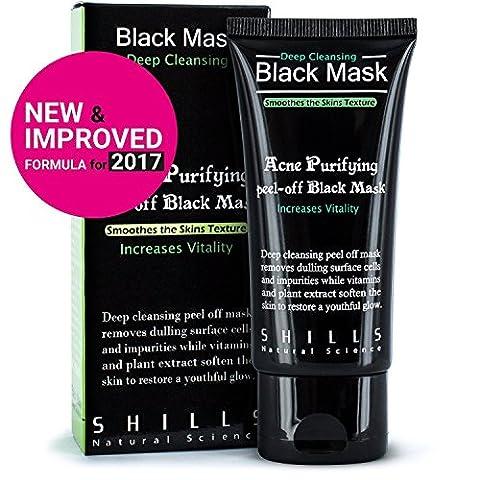 Black Head Peel off Schwarze Maske Mask Killer Gesichtsmaske Pickel