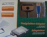 Xystec Adapter USB 3.0 zu SATA, USB 3.0 Kabel zu SATA für 2.5 und 3.5 Festplatte HDD SSD