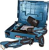 Makita Combo Kit 10.8 V Mak-Pack DK1481J