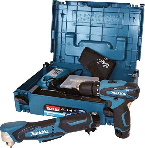 Makita Combo Kit 10.8 V Mak-Pack DK1481J (Ganze Verkauf Spielzeug)