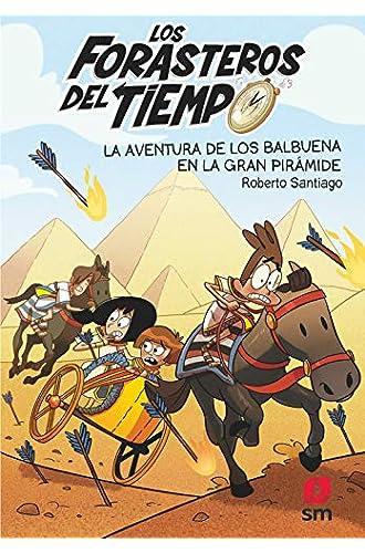 La aventura de los Balbuena en la gran pirámide: 7