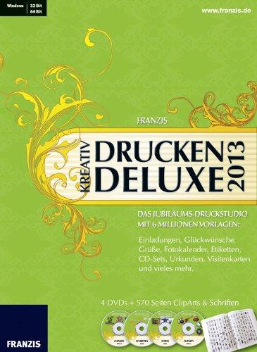 Kreativ Drucken Deluxe 2013