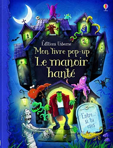 Le manoir hanté - Mon livre pop-u
