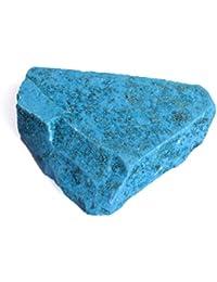 gemhub 196,00 Kt Rough Blue Türkis Reiki Crystal Healing - Certified Naturstein für Cabbing BR-733