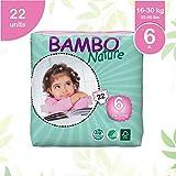 Bambo Nature (33-29,9kilogram/16-30kg) pannolini Eco