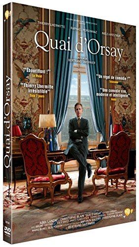 The French Minister ( Quai d'Orsay ) [ NON-USA FORMAT, PAL, Reg.2 Import - France ] by Thierry Lhermitte