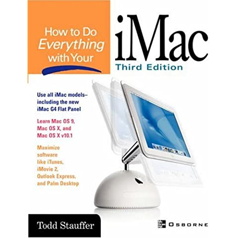 How to Do Everything with Your iMac (How to Do Everything Series)