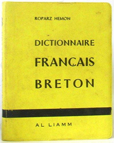 Dictionnaire français-breton/breton-français par