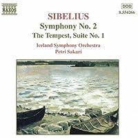Sibelius: Symphony No. 2 / 'The Tempest', Suite No. 1