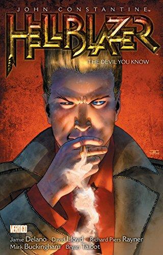 llblazer Vol. 2: The Devil You Know (New Edition) ()