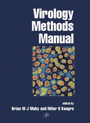 Virology Methods Manual por Hillar O. Kangro epub