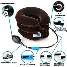 Dispositivo di Trazione Collo Cervicale - contro dolori alla testa
