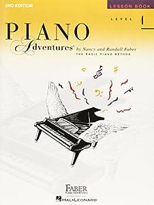 Faber Piano Adventures: Level 4 - Lesson Book