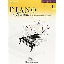 Piano Adventures Lesson Book Level 4 Second Edition -Piano- (Book): Noten, Lehrmaterial für Klavier