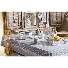 Set 2 tovagliette americane colazione + tovaglioli Chic Shabby Country-