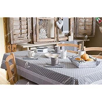 Tovaglia Cucina Soggiorno Chic Shabby Country Chic - Made in ...