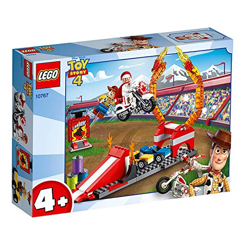 Lego Toy Story 4 - Le Acrobazie di Duke Caboom
