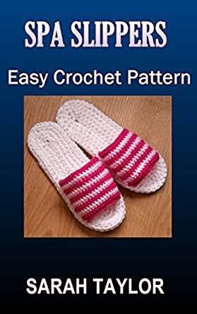 Easy To Crochet 2 Hour Slippers eBook