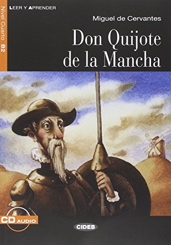 Don Quijote de la Mancha (1CD audio)