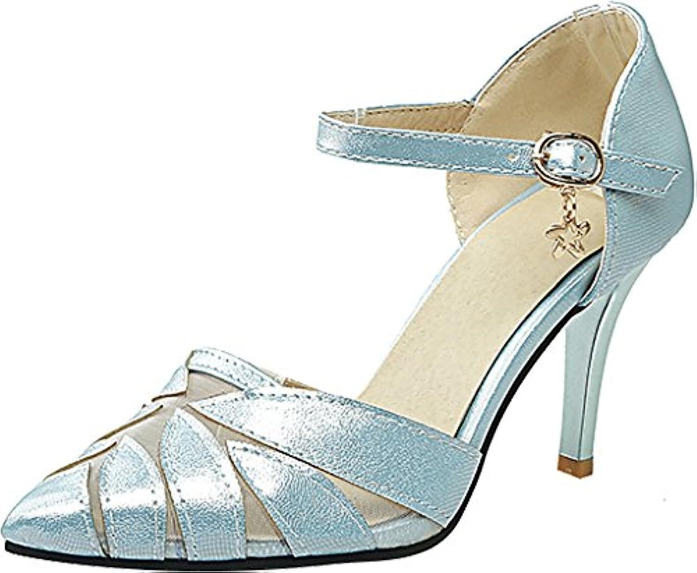 Calaier Femme Salbs 8CM Aiguille Boucle  s ChaussuresB072BV5H66Parent | | | Durable Service  27974c
