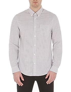 Ben Sherman -  Camicia Casual  - A quadri - Uomo