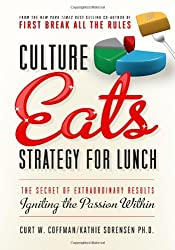 Culture Eats Strategy for Lunch by Curt Coffman (2013-09-23)