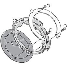 Flangia specifica per borse serbatoio Tanklock KAPPA BF03K
