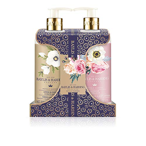 Baylis & Harding Royale Garden Luxury Hand Care Set