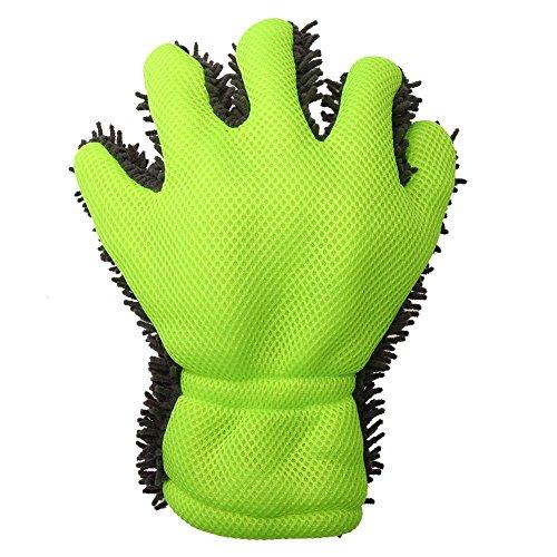 Preisvergleich Produktbild vanpower 1 Mikrofaser Auto Fenster Waschen Home Reinigungstuch Duster Handtuch Handschuhe