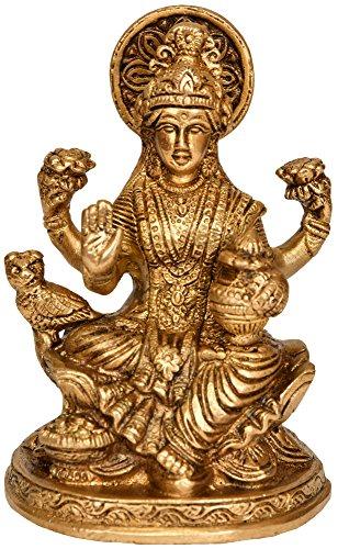 goddess-lakshmi-brass-statue