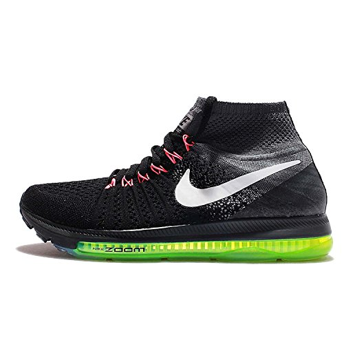 Nike 845361-002, Sneakers trail-running femme Noir