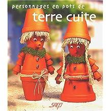 Amazon Fr Pot De Fleur Terre Cuite Loisirs Creatifs Decoration