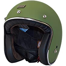 Origine - Casco para Moto Origine Primo Green Army - Color verde - Talla M