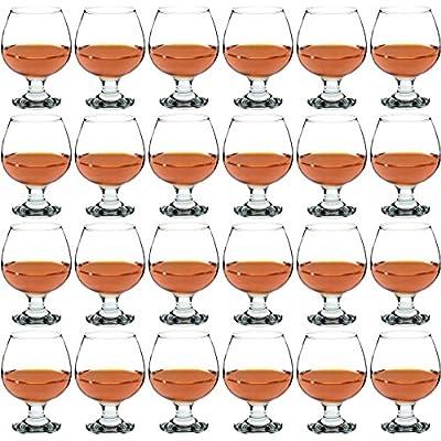 Brandy Cognacschwenker 390 Ml Party Set Mit 24 Glsern