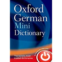 Oxford's German Mini Dictionary Reissue