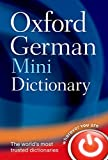 Oxford German Minidictionary: 100.000 entries and translations