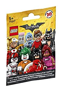Lego 71017 - Bustina Minifigure Batman Movie, modelli assortiti, 1 pezzo