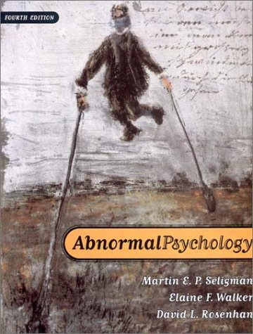 Abnormal Psychology Book Pdf