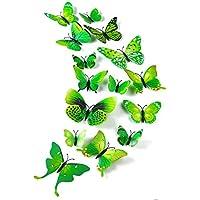 1,65 EUR//m Deko Band Schmetterlinge Diamanten Design 3m grün